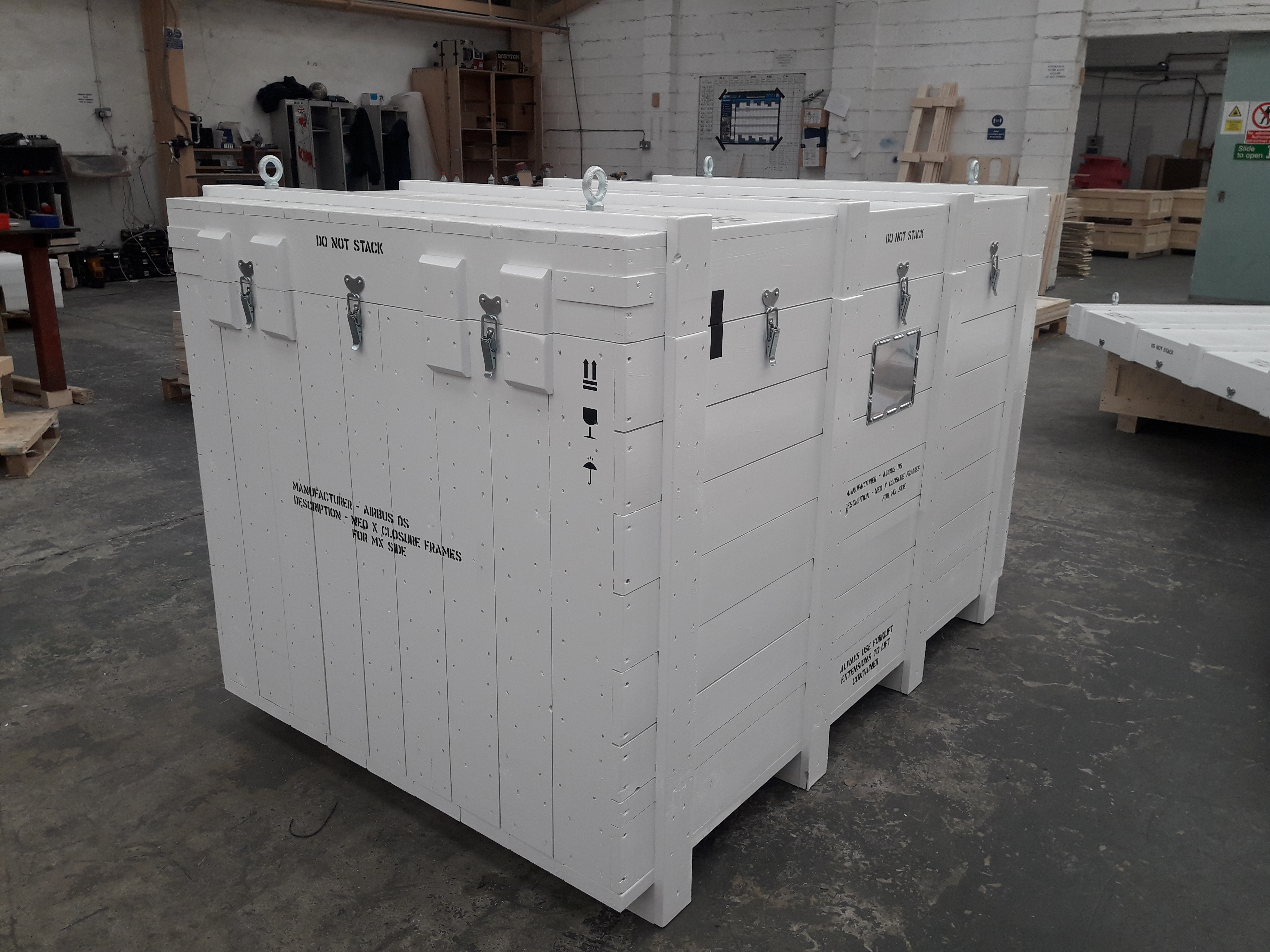 Airbus X-Frame Crate