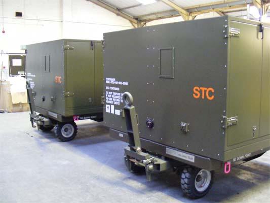 Thumbnail for Sentry Monorail Radar Ground Support Equipment